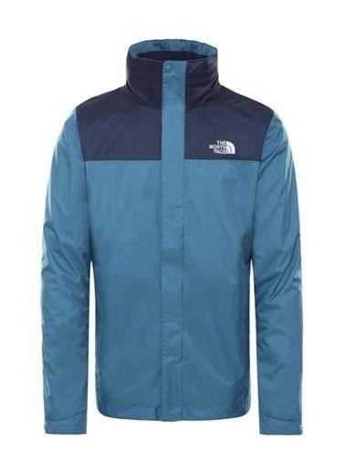 The North Face Evolve Iı Triclimate Erkek Mont Mavi Renkli